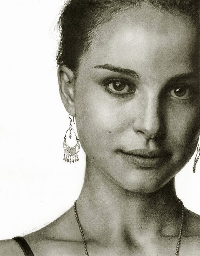 Pencil Illustrations by Randy Atwood -pencil, illustrator, hyper-realistic, drawings