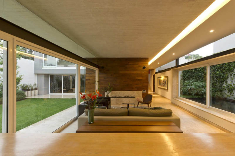 Stunning Inward Facing Home in Mexico City -mexico, home