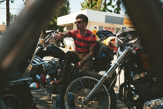 California trip from the Creators of Brixton -motorcycles, california