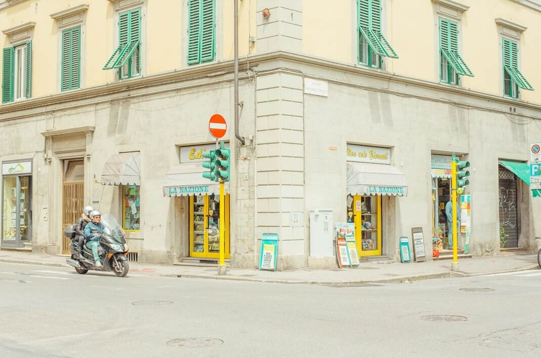 Bright and Bold Urban Landscapes By Ben Thomas -urban, cities