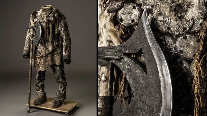 Take a Closer Look at Game Of Thrones Hardhome's Hardware -