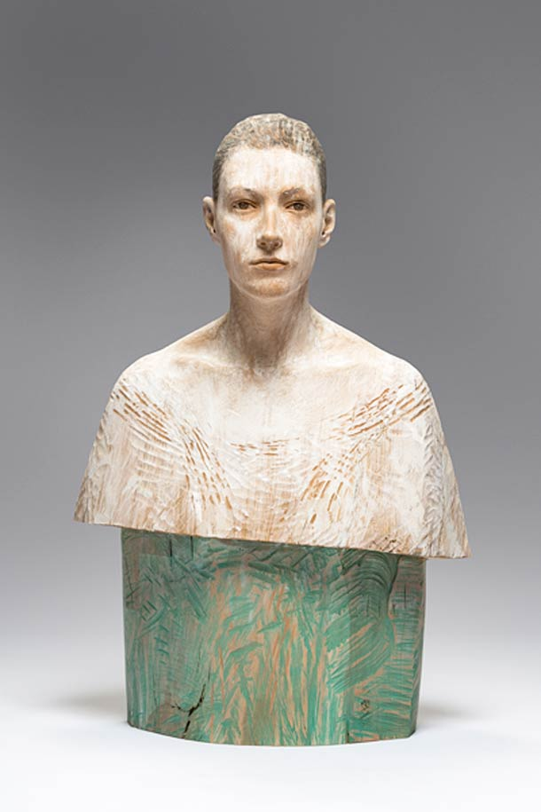 Realistic Wood Sculptures by Bruno Walpoth -wood, sculptures, realistic