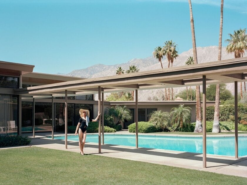 California Dreaming: Photos Of Hollywood's Most Luxurious Mid-Century Modern Homes -retro