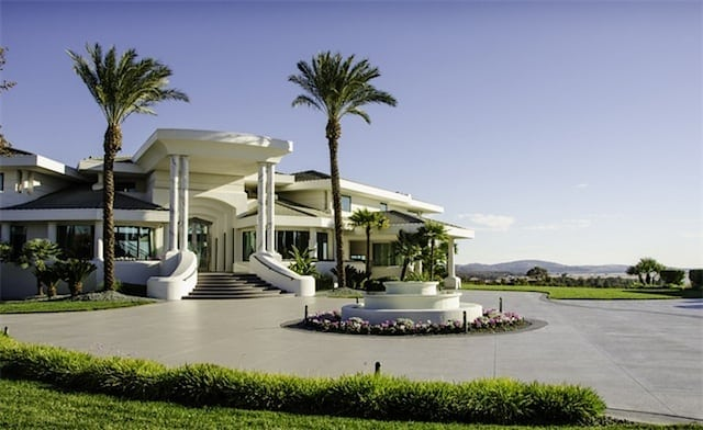 Eddie Murphy's Mansion in Granite Bay, California to sale for $12 Million -
