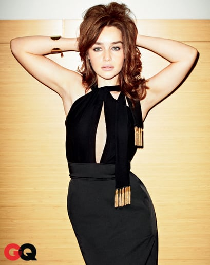 Emilia Clarke for GQ Magazine -TV-Show, photographer, Game of Thrones, actresses, Actress
