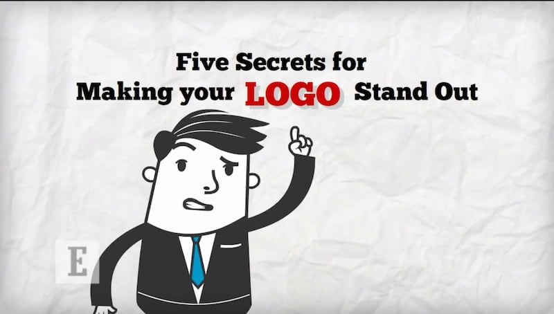 Five Secrets For Making Your Logo Stand Out -Video, logo