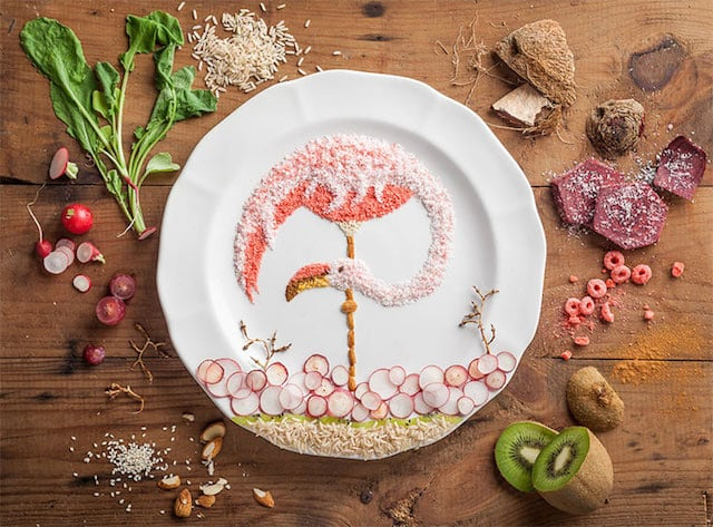 Food Styling Illustrations by Anna Keville Joyce