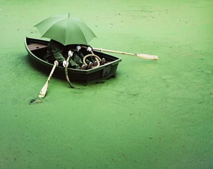 """""""Mimicry"""" by Maurits Giesen & Ilse Leenders -photographer, dutch"""