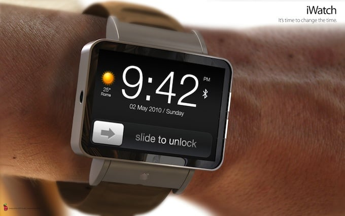 Apple's Hybrid Smartphone and iWatch -watch, Video, gadgets, apple
