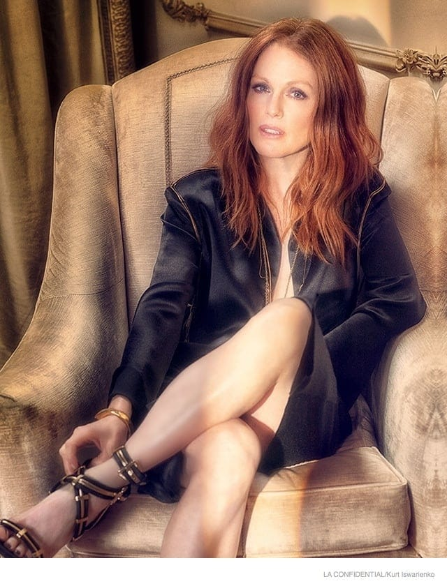 Julianne Moore Covers Los Angeles Confidential magazine -Julianne Moore, celebrities, actresses, Actress