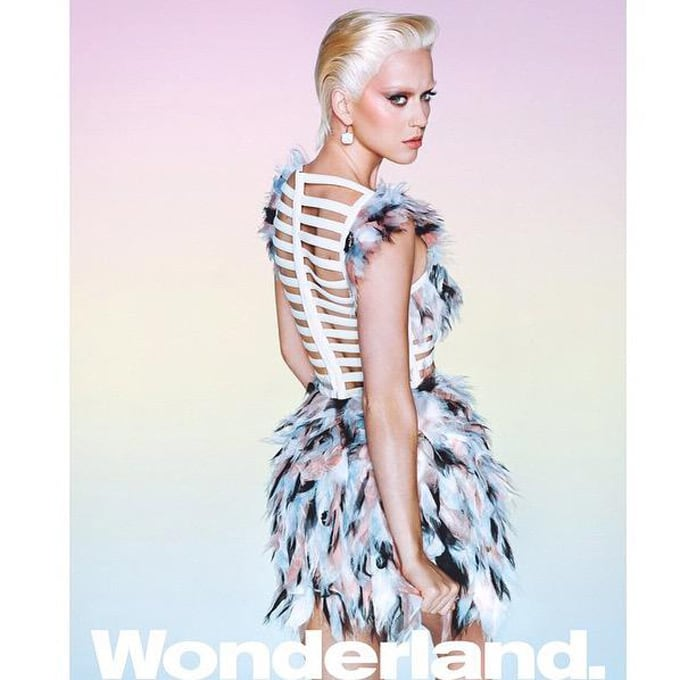 Katy Perry In Latest Issue Of Wonderland Magazine -photo-shoot, Katy Perry, celebrities