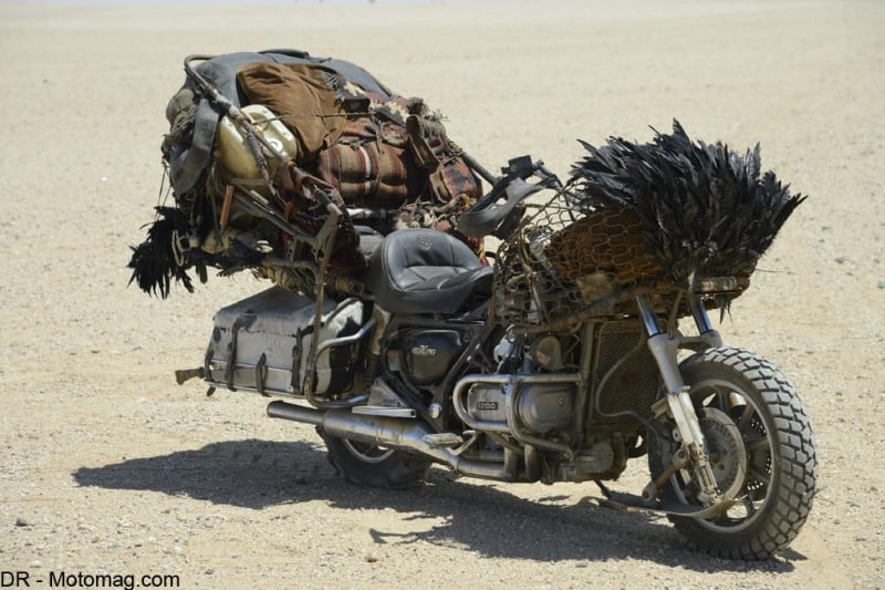 "A Close Look At Amazing Motorcycles Of ""Mad Max: Fury Road"" -motorcycles"