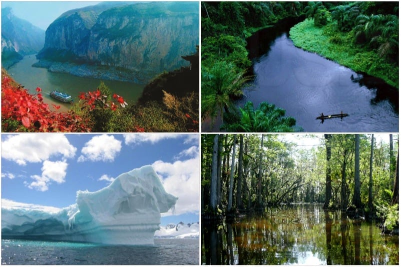 Top 10 Natural Wonders to Visit Before They Disappear in the Next 20 Years -top 10, nature