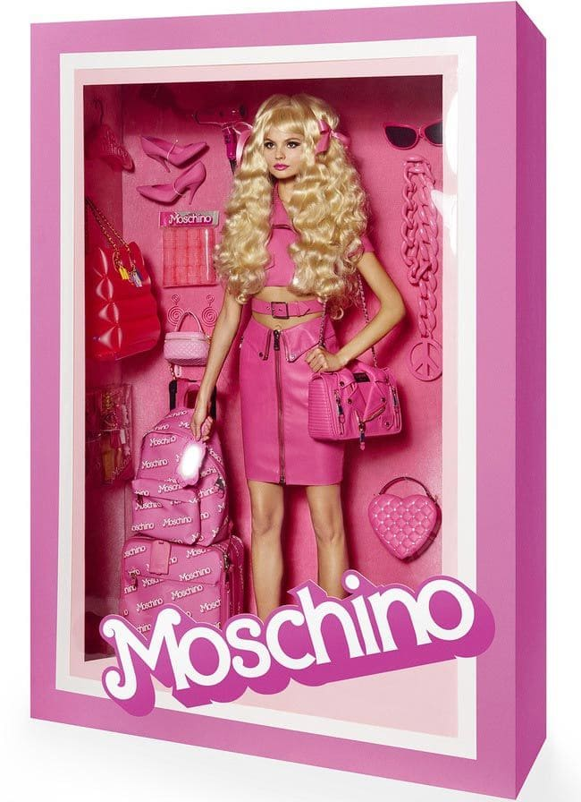 Vogue Turns Real-Life Fashion Models Into Dolls -vogue, models, fashion, dolls