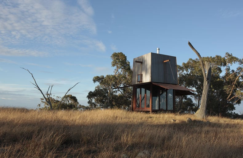 Permanent Camping by Casey Brown Architecture -house, australia