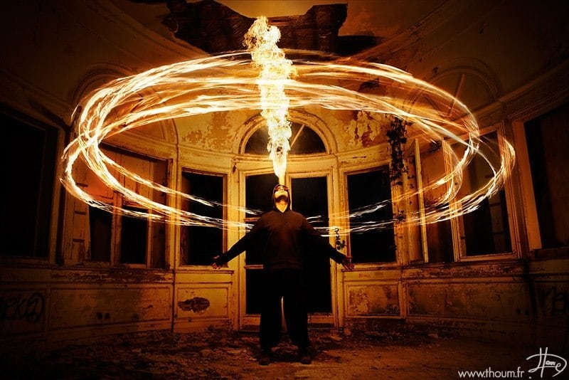 Playing with fire by Tom Lacoste -photographer, photo-series, photo-project