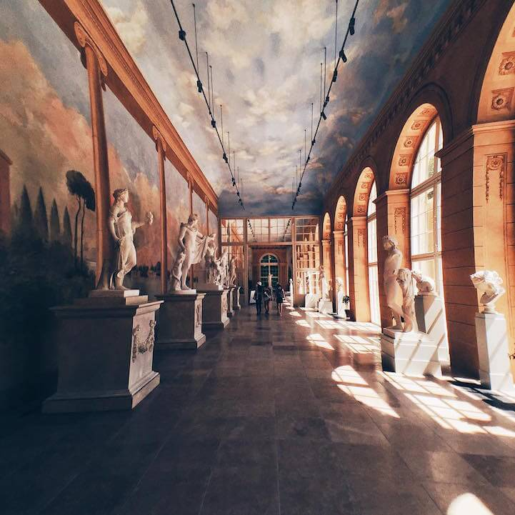 stpetersburg1 - This Instagram Gives Viewers an Interior Tour to Architectural Gems