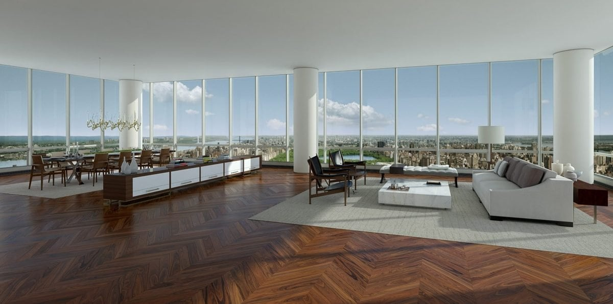 What The Most Expensive Apartment In New York City Will Look Like Photography Luxury