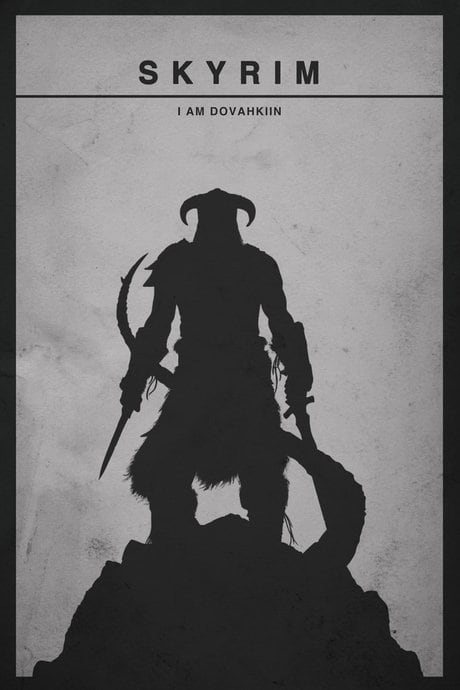 Minimalistic Game posters by Yamelme -posters, minimalistic, minimalism