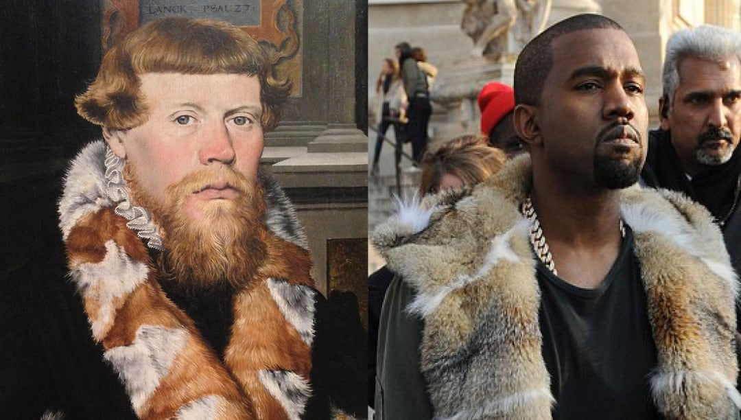 B4XVI Compare Hip Hop Artists To 16th Century Renaissance Art -photography, celebrities