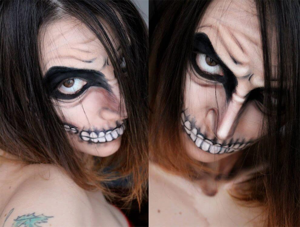 She's The Queen Of Disguise With Her Marvelous Makeup Transformation -make up