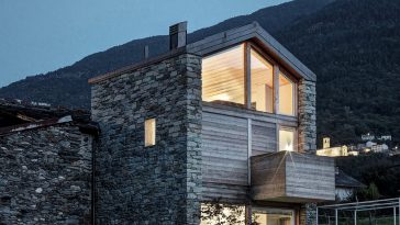 SV House In Albosaggia, Italy -Italy, house