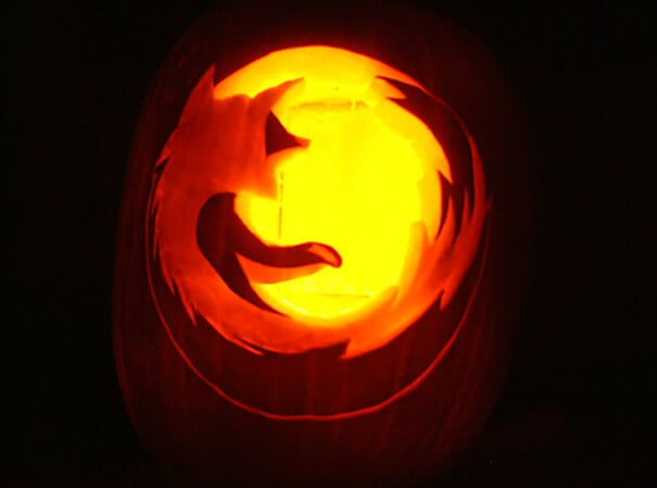 Clever Pumpkin Carving Ideas For Designers -food art