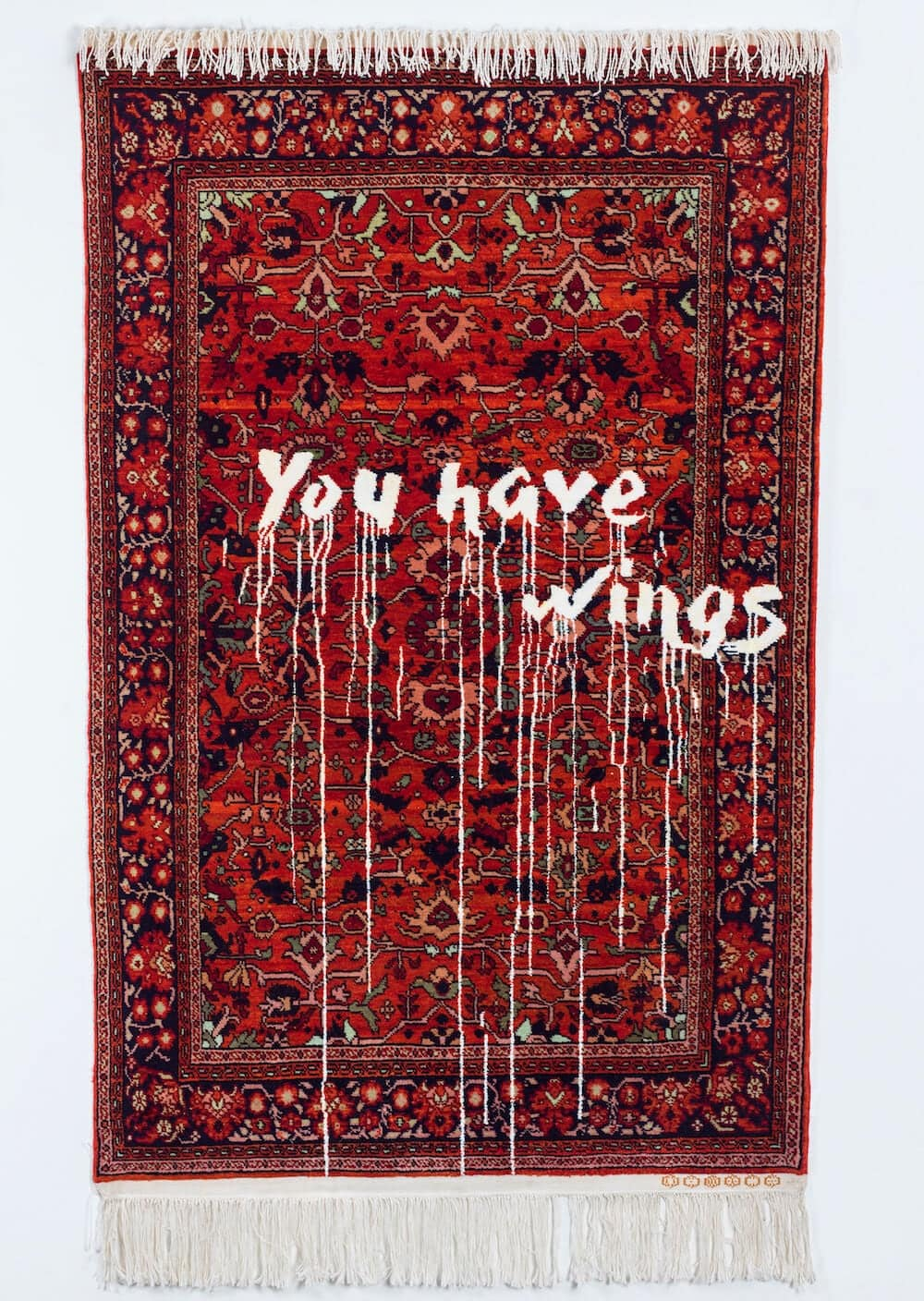 faig ahmed 10 - Artist Faig Ahmed Designed Glitched-Out Rugs from Traditional Textiles