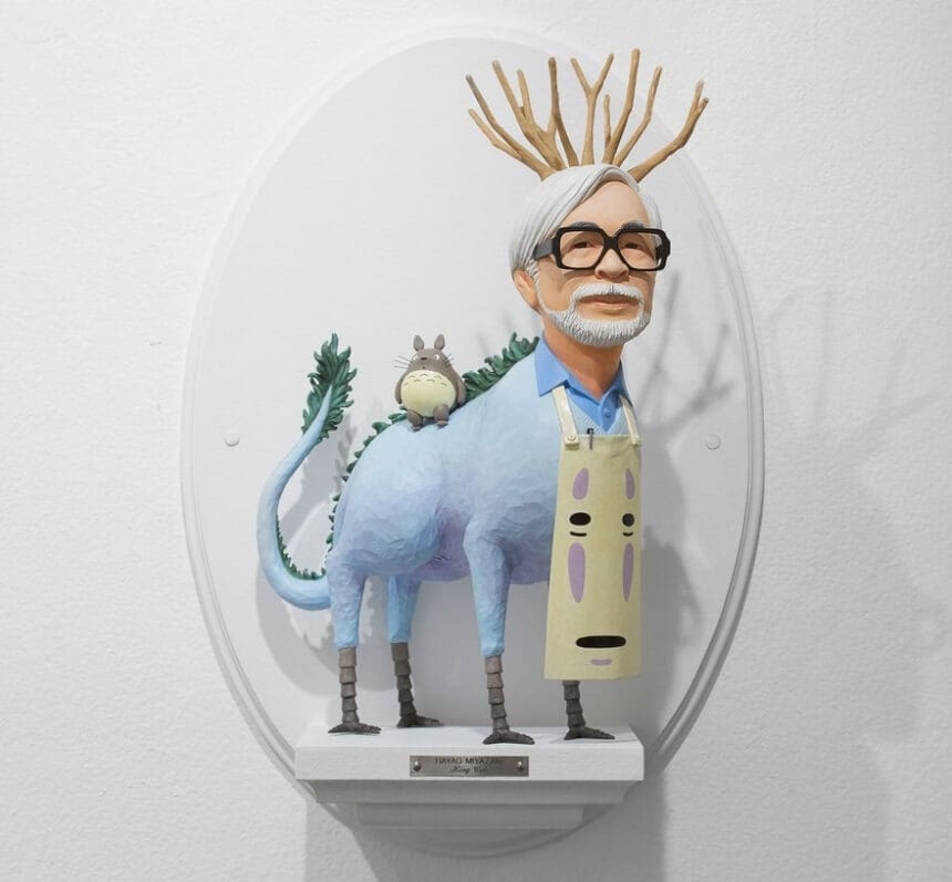 mike leavitt 10 - Artist Combines Famous Directors with Their Most Iconic Characters