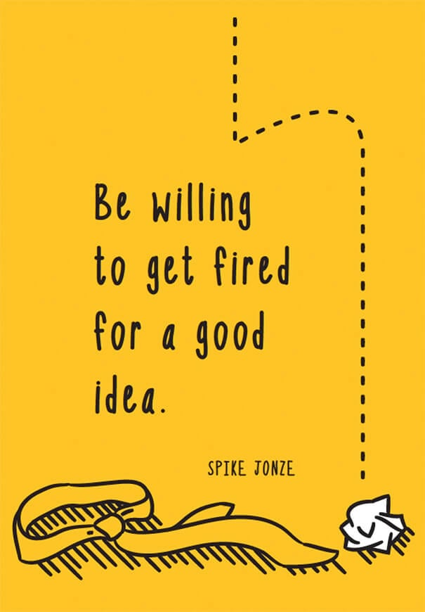 12 Illustrated Quotes To Inspire Artistic People -