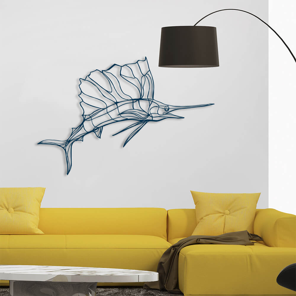 3d animal wall signs 6 - Unusual 3D Animal Wall Signs by Tes-Ted