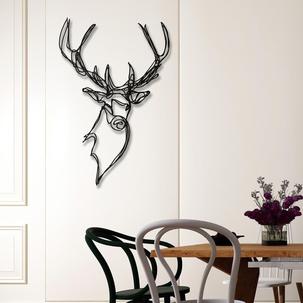 3d animal wall signs 8 - Unusual 3D Animal Wall Signs by Tes-Ted