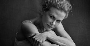 Nicole Kidman. (Photo credit: Peter Lindbergh)