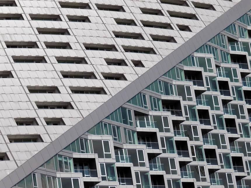 This Photographer celebrates the abstract harmony of architecture -