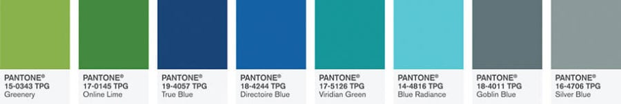 2017 Color Of The Year According To PANTONE Is Greenery -Pantone