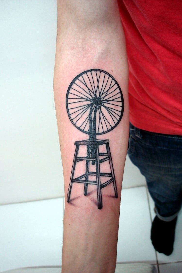 29 tattoos inspired by famous masterpieces freeyork