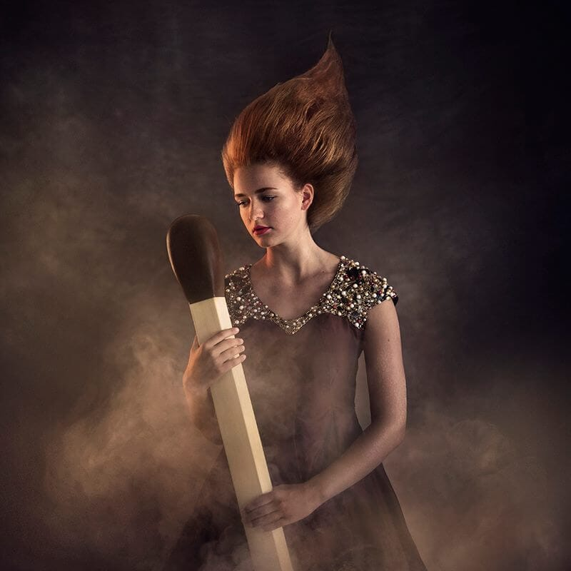 Artist Creates Fine Art Photography Without Photoshop Manipulations -