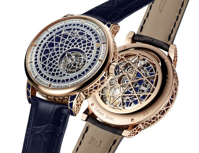 Limited Edition Jaeger-LeCoultre Hybris Artistica Mystérieuse -watches, watch