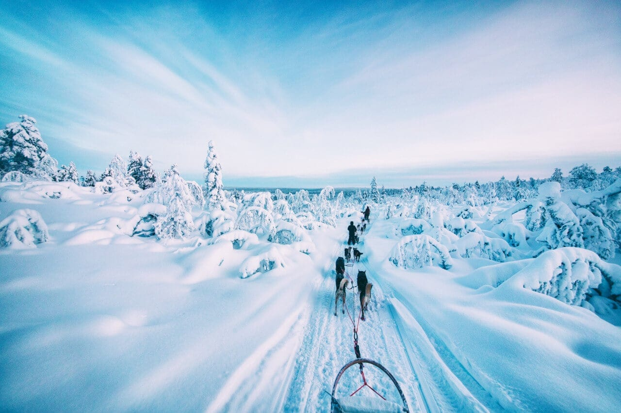 yuichi yokota finland winter 2 - Magical Photos Capture the True Beauty of Finnish Winter