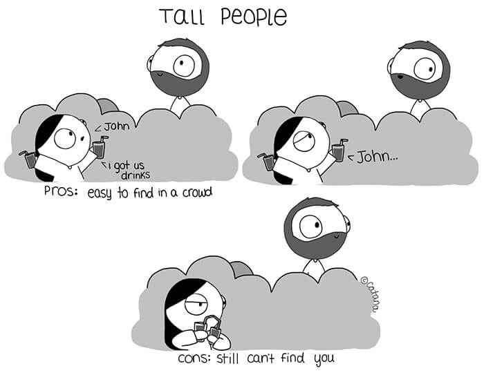 Catana Comics Perfectly Show What Long-term Relationships Are All About -