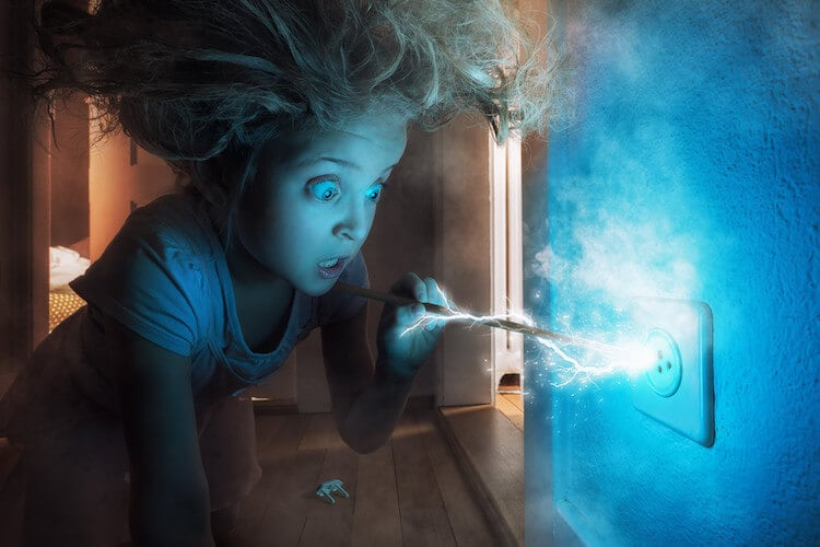 Loving Dad Chronicles His Daughter's Lives Through Fantastical Adventures -