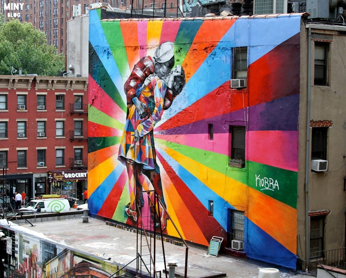 7 of the Best Street Art Cities -