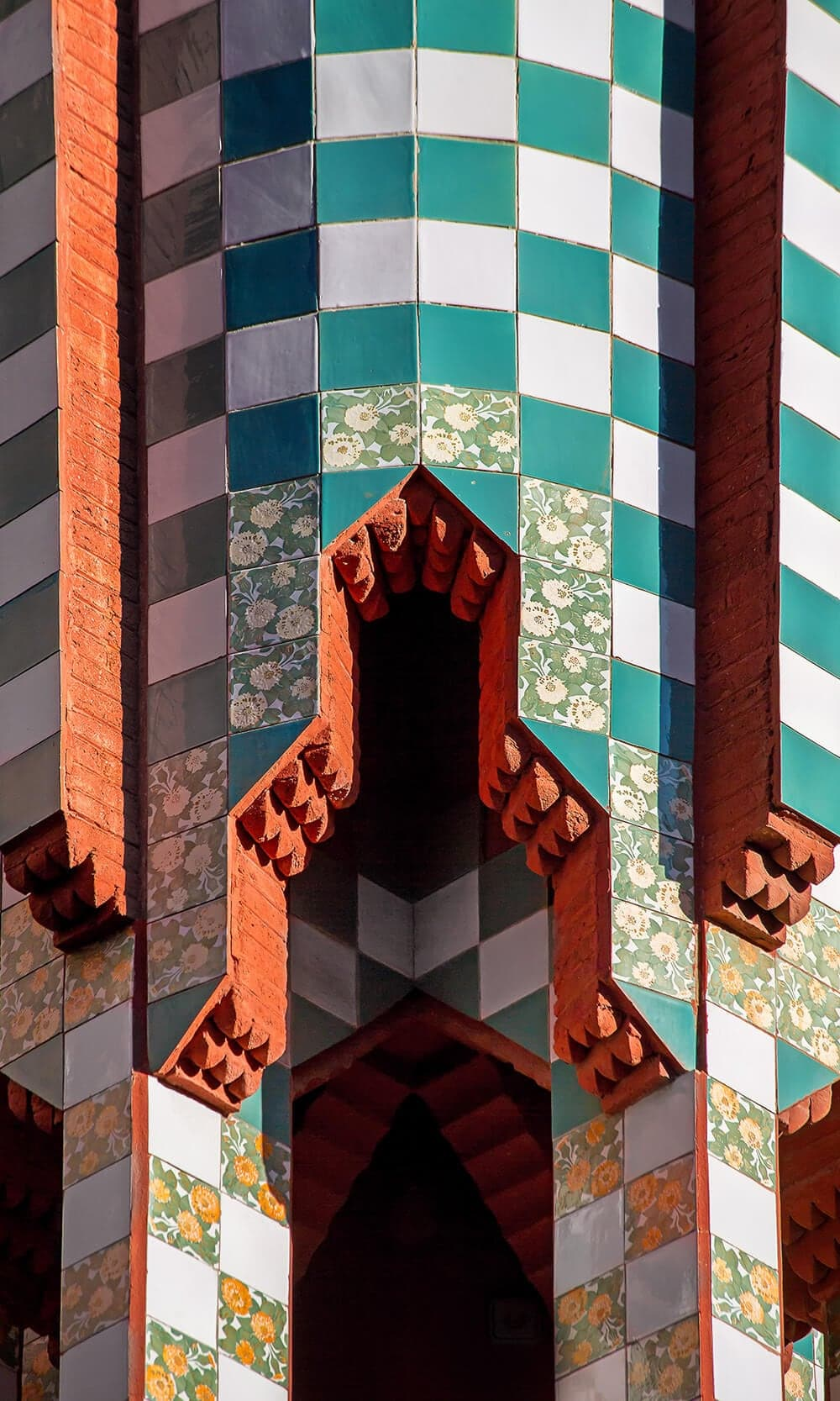 casa vicens opens to the public fy 7 - First Built House by Antoni Gaudí Opens to the Public as a Museum