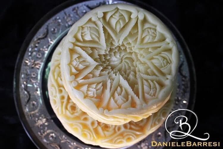 Award-Winning Artist Transforms Everyday Foods into Patterned Masterpieces -