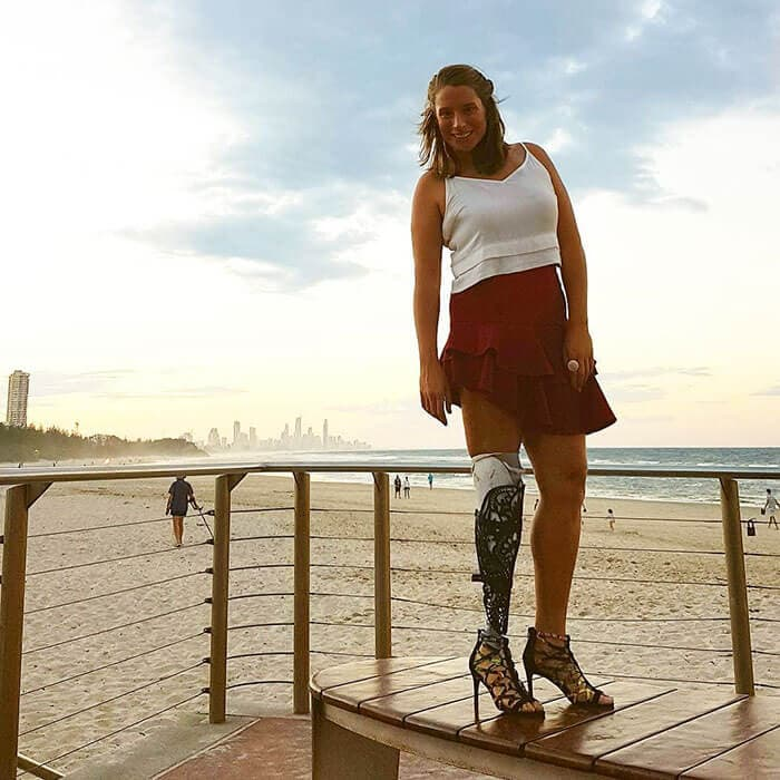This Company Is Making Leg Prosthetics And They Look Marvelous -