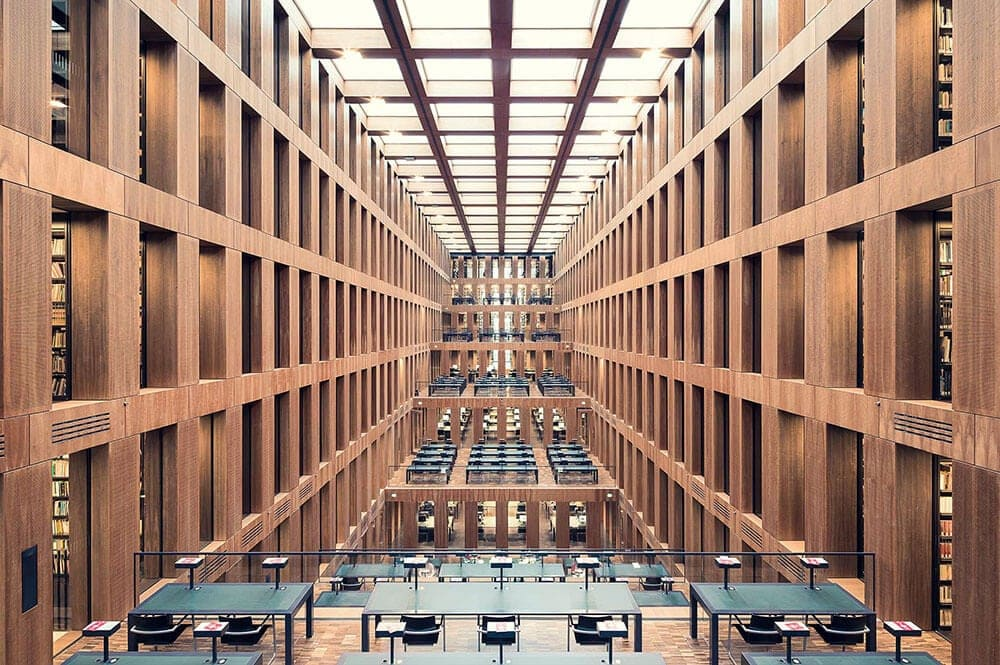 A Look Inside Europe's Most Captivating Libraries by Thibaud Poirier -