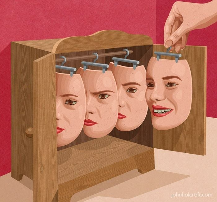 problems with society john holcroft fy 8 - Artist Depicted Everything That's Wrong About Today's Society