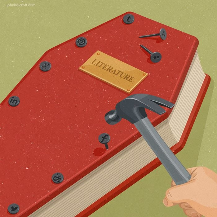 problems with society john holcroft fy 9 - Artist Depicted Everything That's Wrong About Today's Society