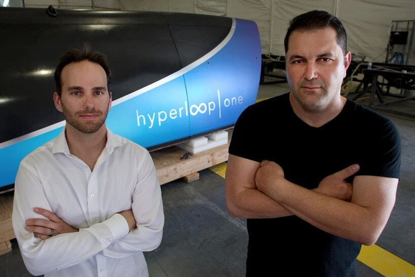 hyperloop fy 5 - Hyperloop One Launches Prototype in First Full-Scale test