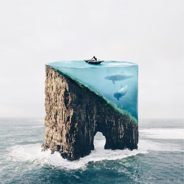 Luisa Azevedo's Surrealistic Whimsical Photo-Manipulations -photo manipulations, photo manipulation